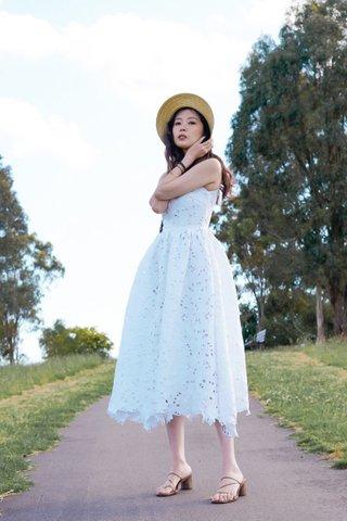 Moana Eyelet Dress